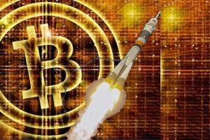 Giá bitcoin hôm nay 1/8: Tăng vọt, trên ngưỡng 10.000 USD