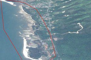 Dự án Sonasea Vân Đồn Harbor City của CEO Group hút cát, lấn biển quy mô lớn