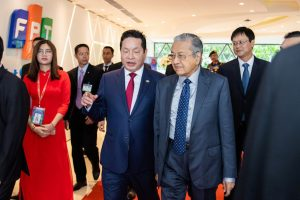 Thăm FPT, Thủ tướng Malaysia Mahathir Mohamad chia sẻ về chuyển đổi số