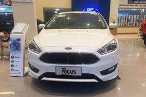 Mẫu xe sắp bị 'khai tử' Ford Focus bán được bao nhiêu chiếc trong tháng 7?