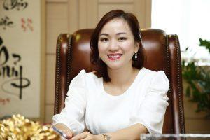 [Doanh nhân tuổi Hợi] Chân dung bà Lê Thu Thủy – người kế nghiệp SeABank