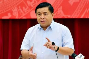 Bộ trưởng Nguyễn Chí Dũng: 'Kinh tế miền Trung vẫn mạnh ai nấy làm'