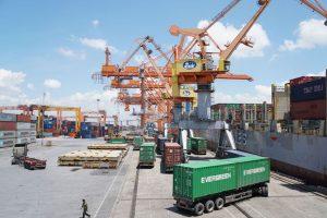 Cổ phiếu cảng biển – logistic: Phong độ trồi sụt