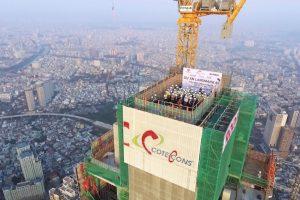 Quỹ Hàn Quốc rút chân khỏi vị trí cổ đông lớn, Kusto chớp thời cơ gom thêm cổ phiếu Coteccons