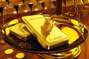 Giá vàng vọt tăng, khi lợi suất trái phiếu Chính phủ Mỹ đảo ngược