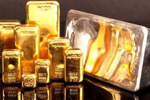 Vàng tiếp tục vọt tăng tìm đỉnh mới, lãi suất trái phiếu ngược chiều về đáy