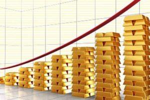 Giá vàng thế giới tăng mạnh, trong nước đi ngang
