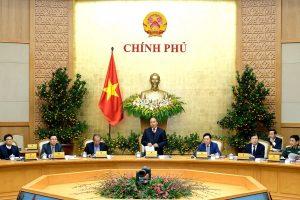 Hôm nay, Chính phủ họp phiên thường kỳ tháng 7