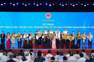 Trên 36.000 tỷ đồng 'rót' vào Bình Định
