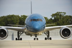 'Siêu máy bay' Boeing 787-10 Dreamliner gia nhập đội bay Vietnam Airlines