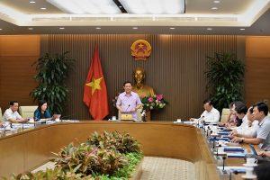 Phó Thủ tướng Vương Đình Huệ: Xử lý nghiêm sai phạm, sớm kết luận liên quan đến vụ Asanzo