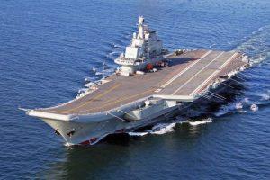 Trung Quốc: Tàu sân bay nội địa Type 001A có thể mang đến 36 máy bay chiến đấu