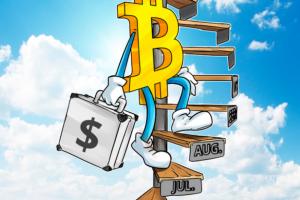 Giá tiền ảo hôm nay (14/8): Chuyên gia dự đoán giá Bitcoin có thể chạm mức 100.000 USD sau khi tích lũy ổn định