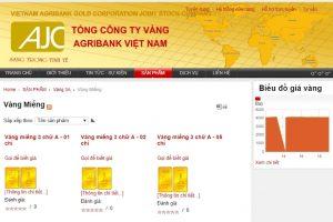 Tổng Công ty Vàng Agribank rút khỏi danh sách công ty đại chúng