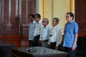 Lỗ 43 tỷ đồng vì đầu tư trái quy định, cựu Chủ tịch VRG Lê Quang Thung lĩnh 4 năm tù
