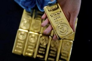 """Giá vàng 1/8/2019: Vàng thế giới giảm mạnh, SJC bị """"thổi bay"""" 360.000 đồng/lượng"""