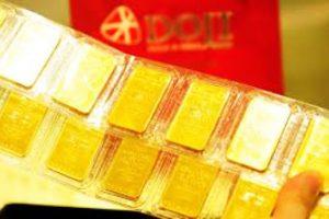 Giá vàng tiếp tục tăng mạnh, SJC tìm mốc 42 triệu đồng/lượng
