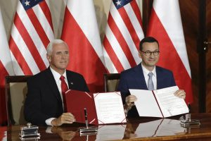 Cuộc đua công nghệ 5G: Hoa Kỳ và Ba Lan hợp tác