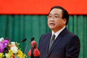 Bí thư Hà Nội yêu cầu kiên quyết xử lý chủ đầu tư các chung cư vi phạm