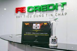 Lợi nhuận của FE Credit tăng gần 36% so với cùng kì