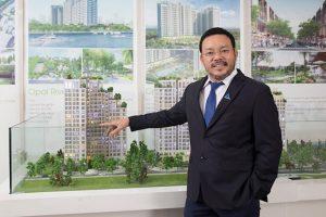 """""""Sếp lớn"""" Tập đoàn Đất Xanh mua thêm hơn 41 triệu quyền mua cổ phiếu DXG"""