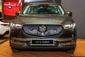 Mazda CX-5 2.5L Turbo AWD ra mắt Malaysia, bỏ ngỏ khả năng về Việt Nam
