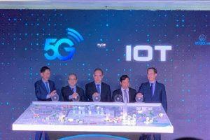 Viettel chính thức phát sóng mạng 5G tại TP. Hồ Chí Minh