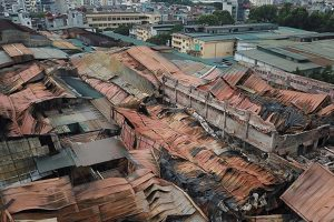 HoSE giục Rạng Đông công bố thiệt hại liên quan đến vụ cháy