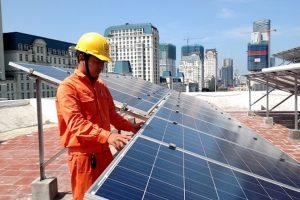 Bộ Công Thương kiến nghị cơ chế một giá điện mặt trời áp dụng trên toàn quốc