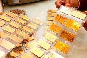 Giá vàng hôm nay 3/9: Tăng nhanh, hướng tới ngưỡng 43 triệu đồng/lượng