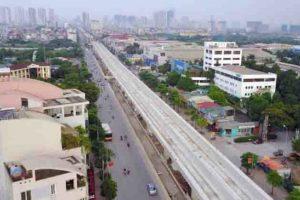 Vì sao tàu tuyến Nhổn – ga Hà Nội chỉ chạy với tốc độ 35km/h dù thiết kế 80km/h?