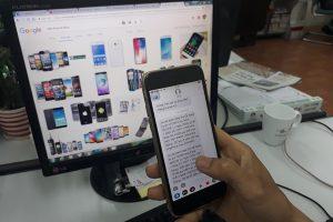 Tràn lan hàng giả, hàng lậu trên sàn thương mại điện tử: Không thể thoái thác trách nhiệm