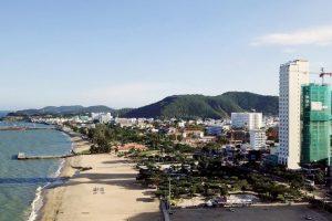 Khu đô thị ven biển TP. Nha Trang được xây tối đa 40 tầng