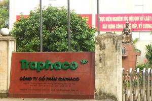 Traphaco bị phạt và truy thu thuế hơn 900 triệu đồng