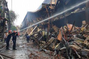 [Góc nhìn VNF] 'Lỗi hệ thống' trong ứng phó thảm họa nhìn từ vụ cháy Rạng Đông