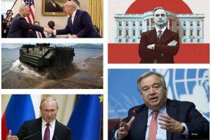 Thế giới tuần qua: Mỹ-Trung đạt thỏa thuận thương mại một phần, Nga tuyên bố phát triển tên lửa mới