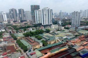 """Thị trường bất động sản ven công ty bóng đèn phích nước Rạng Đông: Không """"đóng băng"""" dài hạn"""