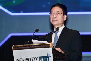 Bộ trưởng Nguyễn Mạnh Hùng: 'Chuyển đổi số là cuộc cách mạng về chính sách nhiều hơn là công nghệ'