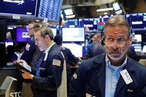 Chứng khoán Mỹ ngày 7/10: Dow Jones mất gần 96 điểm