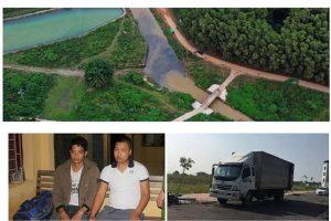 Những tình tiết mới trong vụ án xả dầu thải gây ô nhiễm nguồn nước sông Đà