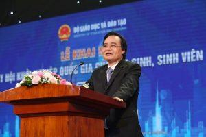 """Bộ trưởng Phùng Xuân Nhạ: """"Chuẩn bị kỹ khởi nghiệp để không thất bại"""""""