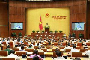 Ngày 26/11: Quốc hội sẽ biểu quyết, thông qua Luật Chứng khoán