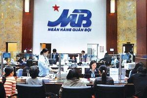 Nợ có khả năng mất vốn MBBank tăng 40%