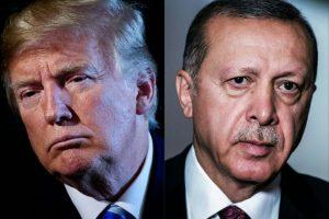 """Lá thư minh chứng ông Trump không """"bật đèn xanh"""" cho Thổ Nhĩ Kỳ tấn công Syria"""