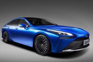 Xe chạy pin nhiên liệu hydro Toyota Mirai thế hệ thứ hai có gì nổi bật?