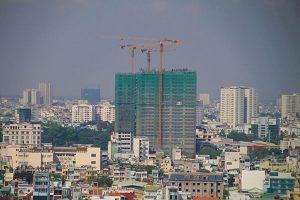 TP. HCM: Không niêm yết giấy phép xây dựng tại công trình, chủ đầu tư sẽ bị xử lý