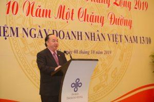TS. Nguyễn Hồng Sơn: Doanh nhân sẽ không ngừng vươn lên, hội nhập và hoà nhập