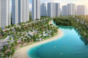 Công ty con của Vingroup bán 4 lô đất gần 5.600 tỷ đồng cho HBI