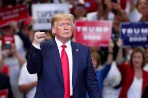 Ông Trump tự tin sẽ sớm lấy lại 100 tỷ USD từ Trung Quốc