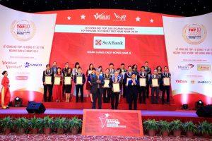 SeABank xếp hạng 70/500 doanh nghiệp tư nhân có lợi nhuận tốt nhất Việt Nam
